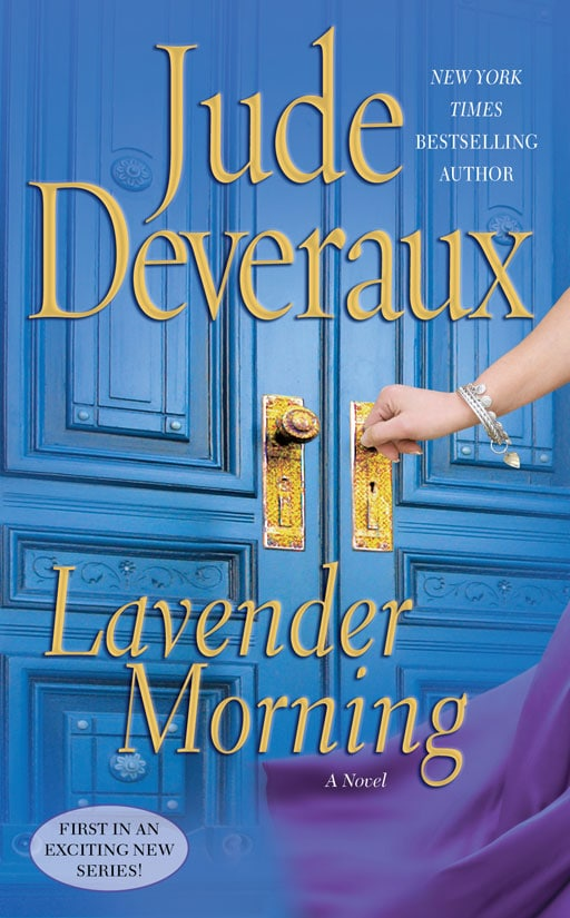 lavender-morning